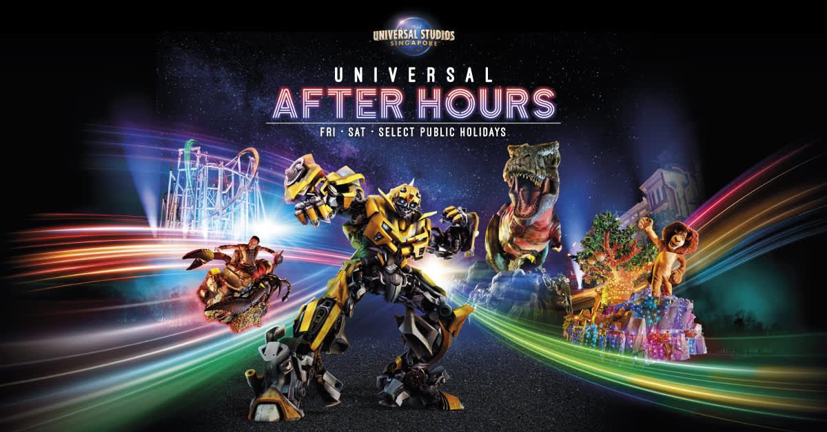 [Klook Exclusive] Universal Studios Singapore™ Ticket (1 Day Pass)